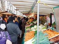 都内3市場(食肉・青果・水産物)見学研修